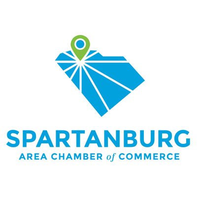 Spartanburg Area Chamber of Commerce Logo